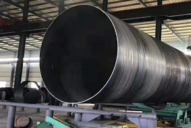 福建闽冠螺旋钢管